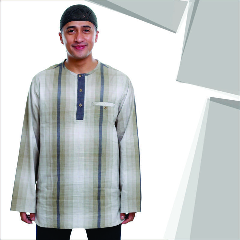 BAJU KOKO URBAN AKHTAR LONG