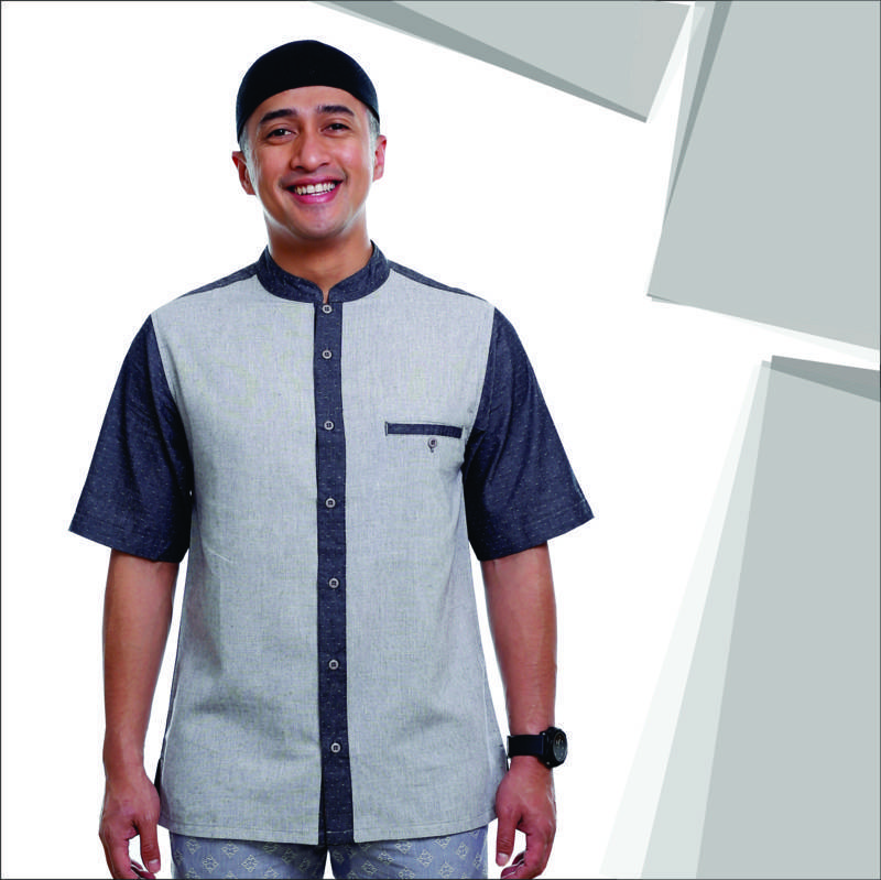 URBAN CHALID GREY SHORT